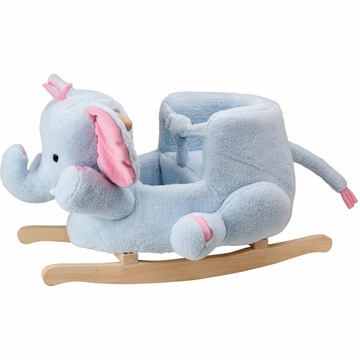 Alex Soft Rocker - Elephant