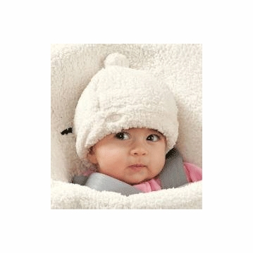 JJ Cole Original BundleMe Hat Set - 0-6 Months