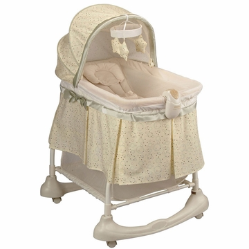 Kolcraft Cuddle N' Care 2-in-1 Bassinet & Incline Sleeper