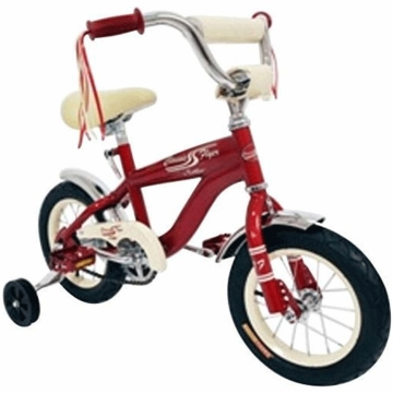 "Kettler 12"" Classic Flyer Retro Bike"