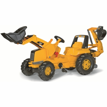 Kettler Cat Front Loader with Backhoe