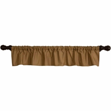Bedtime Originals Curly Tails Window Valance