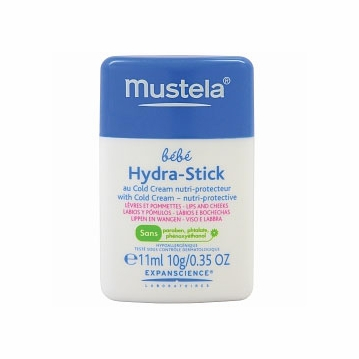 Mustela Hydra Stick with Cold Cream .35 oz.
