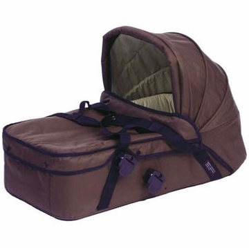 Mountain Buggy Urban Jungle Carrycot - Chocolate