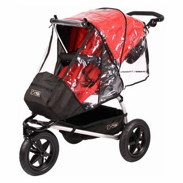 Mountain Buggy Storm Cover - Urban Jungle