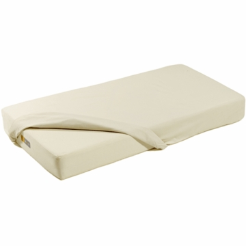 Bloom Alma Mattress Protector in Natural Wheat
