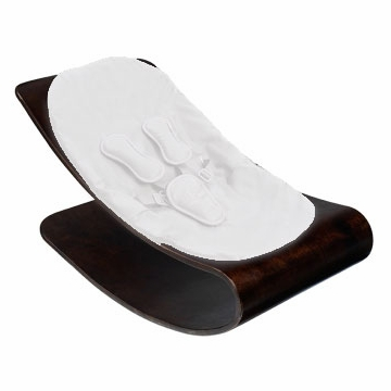 Bloom Coco Stylewood Lounger in Cappuccino (FRAME ONLY)