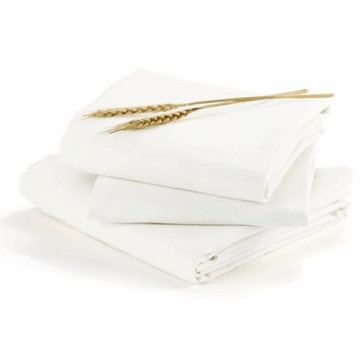 Bloom Alma Fitted Sheets 2 Pack in Coconut White