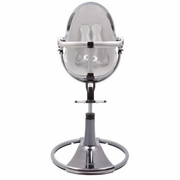 Bloom Fresco Chrome Highchair in Mercury (Frame Only)