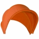Phil & Teds Smart Sunhood - Tangerine