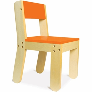 P'kolino Little One's Chair in Orange