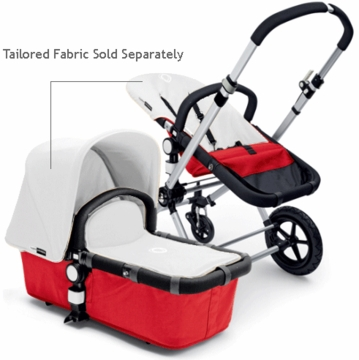 Bugaboo Cameleon Base Plus in Red - Outlet