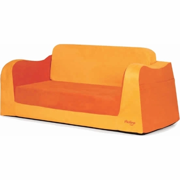 P'kolino Little Reader Sofa in Orange