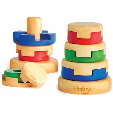P'kolino Puzzle Stacker - Mini