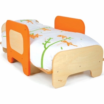 P'kolino Toddler Bed in Orange
