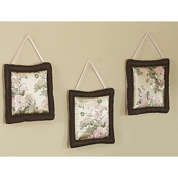 Sweet JoJo Designs Abby Rose Wall Hanging