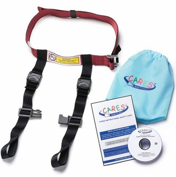 CARES KIDS FLY SAFE Airplane Seat Restraint 22-44#