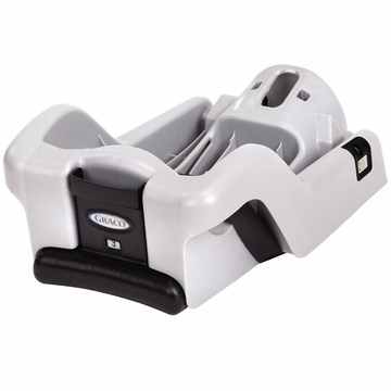 Graco SnugRide 30 Classic Connect Infant Car Seat Base in Silver