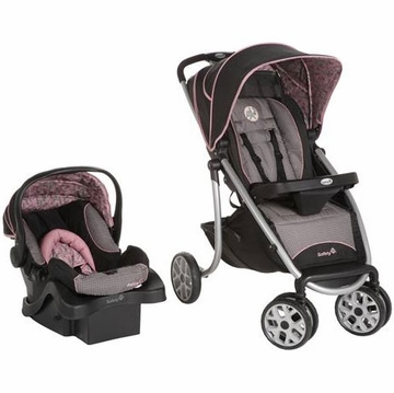 Safety 1st AeroLite Sport Travel System - TR082ALL