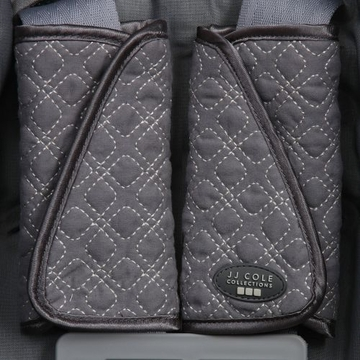 JJ Cole Reversible Strap Covers - Graphite