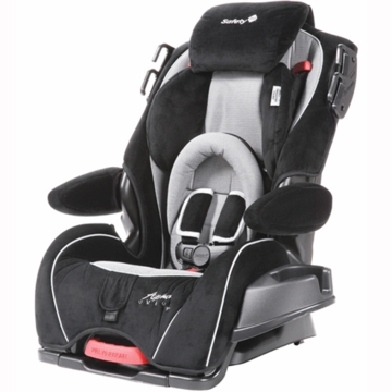 Safety 1st Alpha Omega Elite Convertible Car Seat 22456LMT