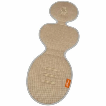 Meeno Babies Infant Bucket Seat Liner in Desert Sand