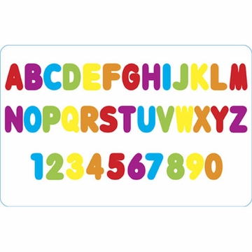 Safety 1st Bath Time Letters & Number