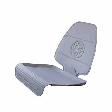 Prince Lionheart Two-Stage Seatsaver in Grey