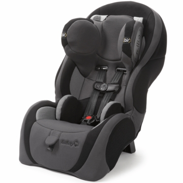 Safety 1st Complete Air Convertible Car Seat Silverleaf