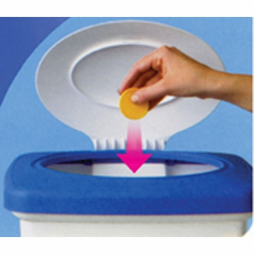 Safety 1st Diaper Pail Deodorizers - 6 Pack