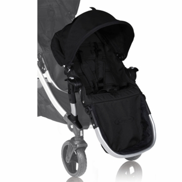 Baby Jogger City Select Second Seat Kit in Onyx