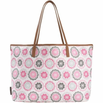 DwellStudio Zinnia Rose Madison Diaper Bag