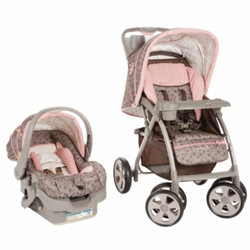 Safety 1st 2010 EuroStar Travel System 01442LXI