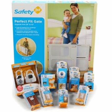 Safety 1st Home Safety Gift Set