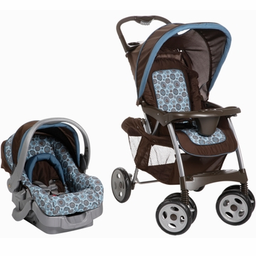Safety 1st Jaunt Travel System - Tidal Pool