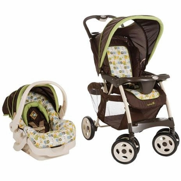 Safety 1st 2010 Jaunt Travel System - TR143AIV