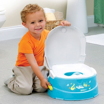 Safety 1st Musical Talkin' Potty & Step Stool