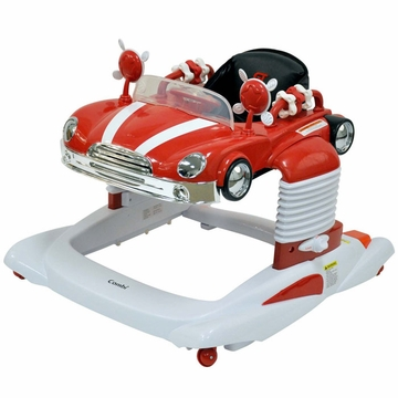 Combi All In One Activity Walker - Red