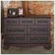 Bratt D�cor Chelsea Collection Dresser - Espresso
