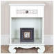 Bratt D�cor Chelsea Collection Night Stand - White