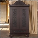 Bratt D�cor Chelsea Collection Armoire - Espresso