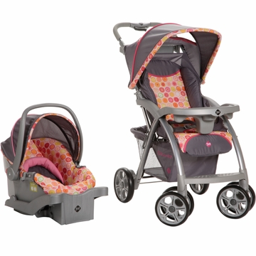 Safety 1st Saunter Travel System - Citrus