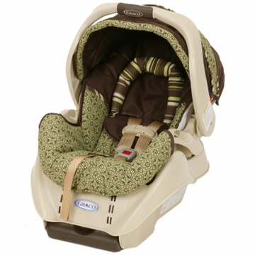 Graco SnugRide Infant Car Seat 8F24DAI3 in Darius