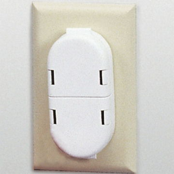 Safety 1st Two-Touch Plug Protectors