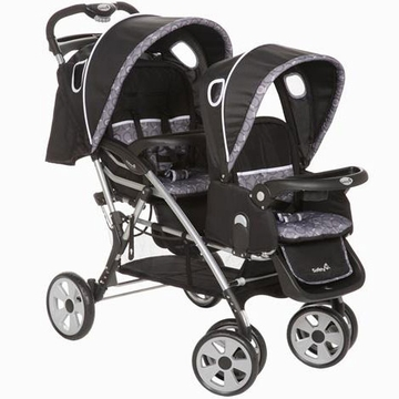 Safety 1st Two Ways Tandem Stroller - ARQ