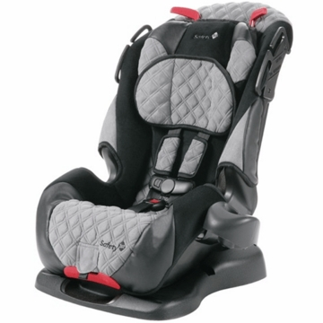 Safety All-in-One Deluxe Convertible Car Seat Monument (2009)