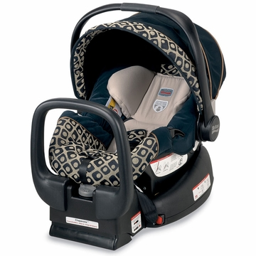 Britax 2009 Chaperone Infant Car Seat - Moonstone