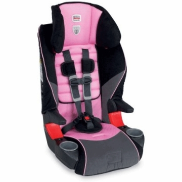 Britax Frontier 85 Combination Booster Car Seat Pink Sky