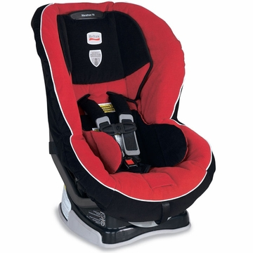 Britax Marathon 70 Car Seat in Crimson