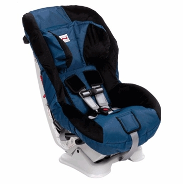 Britax - 2005 Wizard Convertible Car Seat Midnight